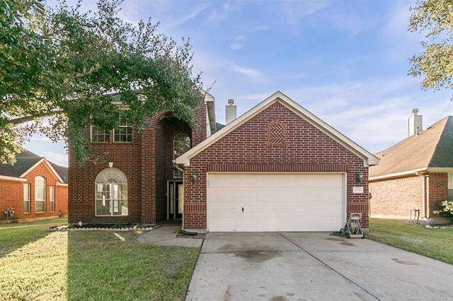 3326 Beacon View Court, Pearland, TX 77584 (MLS #75629677) :: The Queen Team