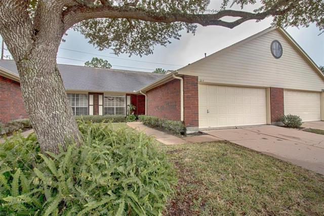 3314 S Country Meadows Lane, Pearland, TX 77584 (MLS #75640137) :: JL Realty Team at Coldwell Banker, United
