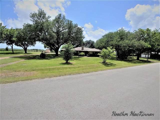 6626 Mildred Road, Needville, TX 77461 (MLS #75645325) :: Guevara Backman