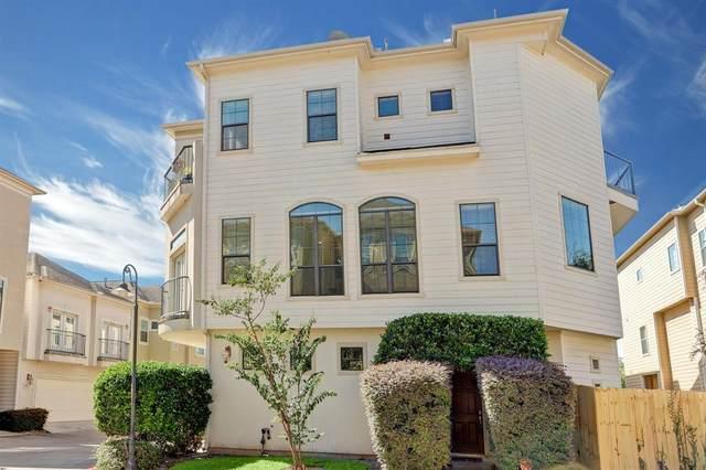 3602 Hempstead Villa Lane, Houston, TX 77008 (MLS #75657246) :: The Sansone Group