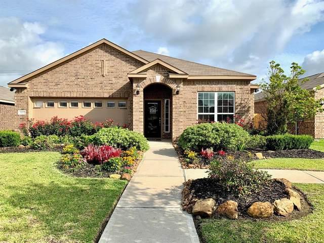 9446 Calm Amber Drive, Iowa Colony, TX 77583 (#75681765) :: ORO Realty