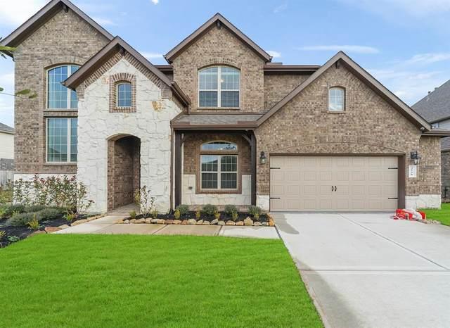 3538 Colorado Bend Drive, Katy, TX 77494 (MLS #75688297) :: The Home Branch