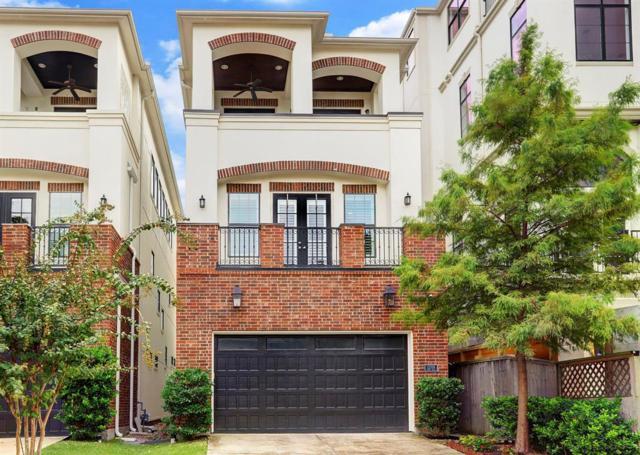 1235 W Bell Street B, Houston, TX 77019 (MLS #75693865) :: Giorgi Real Estate Group