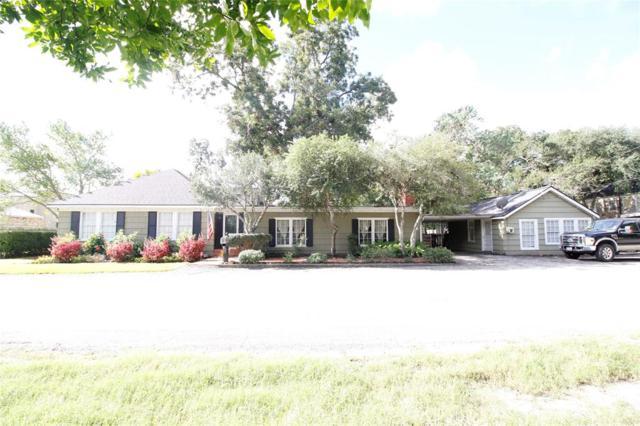 120 Mockingbird Lane, Wharton, TX 77488 (MLS #75695499) :: Texas Home Shop Realty