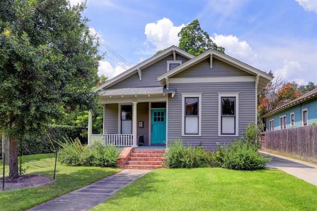 113 E 4th Street, Houston, TX 77007 (MLS #75710317) :: Giorgi Real Estate Group