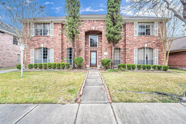 14118 Heatherhill Place, Houston, TX 77077 (MLS #75711649) :: The SOLD by George Team