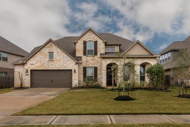 2512 Davis Prairie Lane, Friendswood, TX 77546 (MLS #75712918) :: The Bly Team