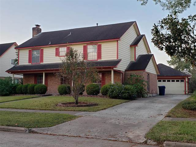 1818 Mustang Springs Drive, Missouri City, TX 77459 (MLS #7572330) :: The Freund Group