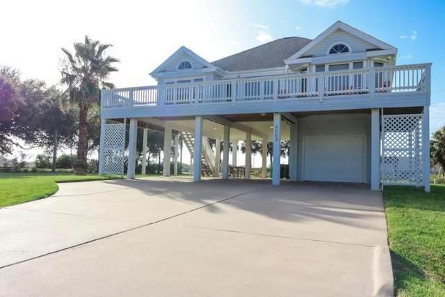 4003 Silver Reef, Galveston, TX 77554 (MLS #75730997) :: Rachel Lee Realtor