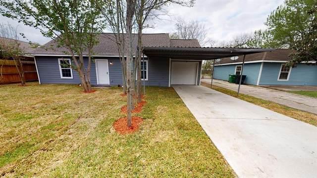 7335 Lindencrest Street, Houston, TX 77061 (MLS #75731519) :: The SOLD by George Team