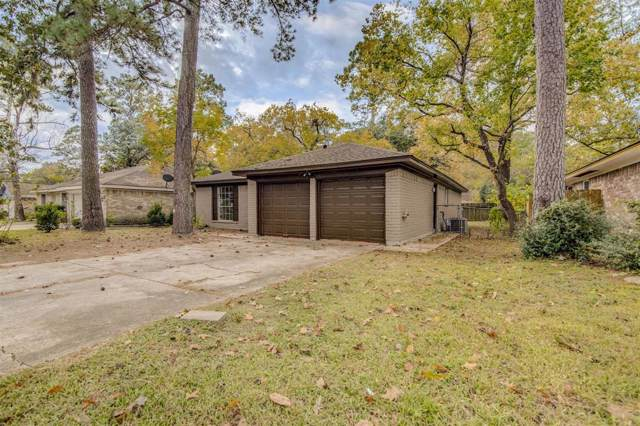 23111 Cranberry Trail, Spring, TX 77373 (MLS #75737487) :: Texas Home Shop Realty