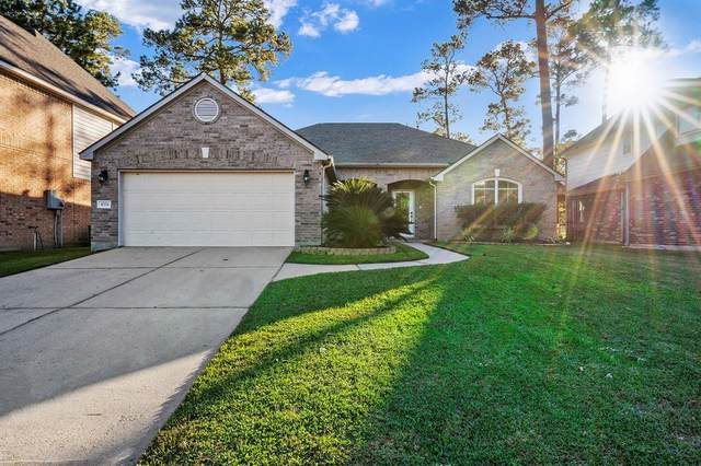 8334 Cross Country Drive, Humble, TX 77346 (MLS #75739442) :: The Freund Group