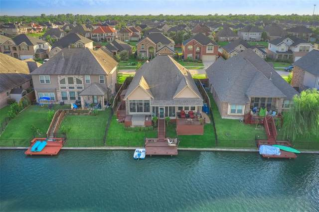 2335 Terracina Court, Missouri City, TX 77459 (MLS #75745895) :: The SOLD by George Team