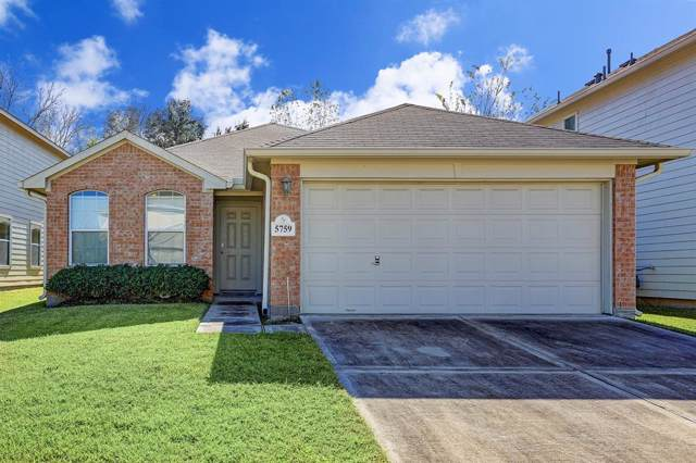 5759 Roseglen Meadow Lane, Houston, TX 77085 (MLS #75746027) :: Texas Home Shop Realty