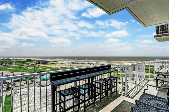 500 Seawall Boulevard #1006, Galveston, TX 77550 (MLS #75750071) :: Christy Buck Team