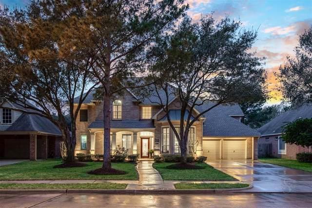 22815 Rachels Manor Drive, Katy, TX 77494 (MLS #75755627) :: The Bly Team