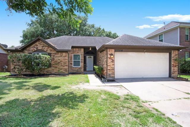 15706 Heritage Falls Drive, Friendswood, TX 77546 (MLS #75755834) :: The SOLD by George Team