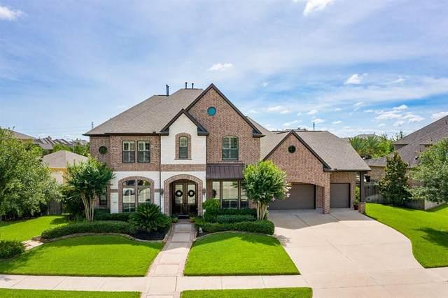 4019 Skipping Falls Lane, Katy, TX 77494 (MLS #75756321) :: The Sansone Group