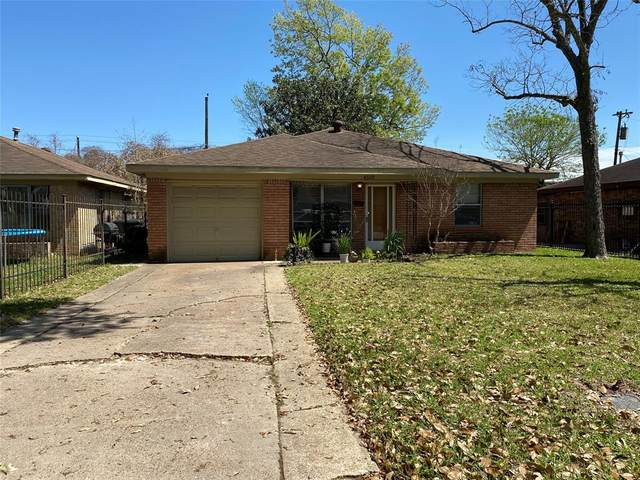 4510 Billingsley Street, Houston, TX 77009 (MLS #75757550) :: The Home Branch