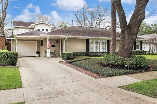 4230 Markham Street, Houston, TX 77027 (MLS #75758966) :: The Heyl Group at Keller Williams