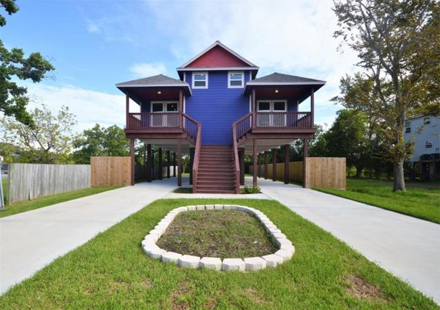 223 W 5th Street, Kemah, TX 77565 (MLS #75760442) :: The SOLD by George Team