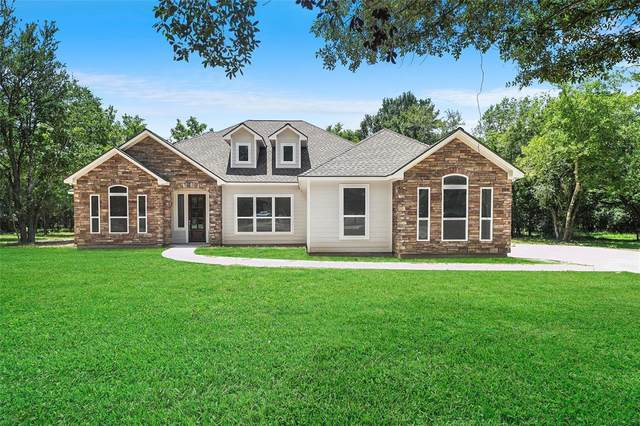 132 Pin Oak Lane, Hempstead, TX 77445 (MLS #75760840) :: The Bly Team