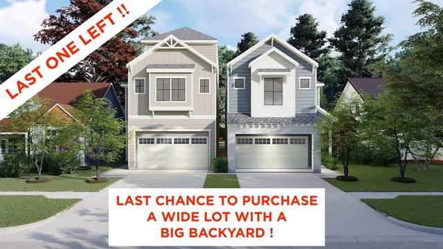1538 Vermont Street B, Houston, TX 77006 (MLS #75762719) :: Bay Area Elite Properties