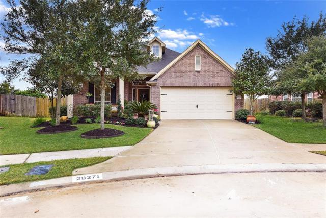 28271 Helmsman Knolls Drive, Katy, TX 77494 (MLS #75770991) :: The Sansone Group