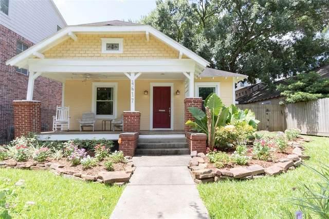 4617 Gibson Street, Houston, TX 77007 (MLS #75786397) :: Christy Buck Team