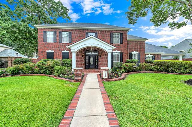 14306 Harvest Glen Court, Houston, TX 77062 (MLS #75796997) :: Rachel Lee Realtor
