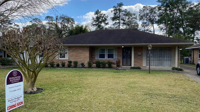 2007 Woodcrest Drive, Houston, TX 77018 (MLS #75802234) :: The SOLD by George Team