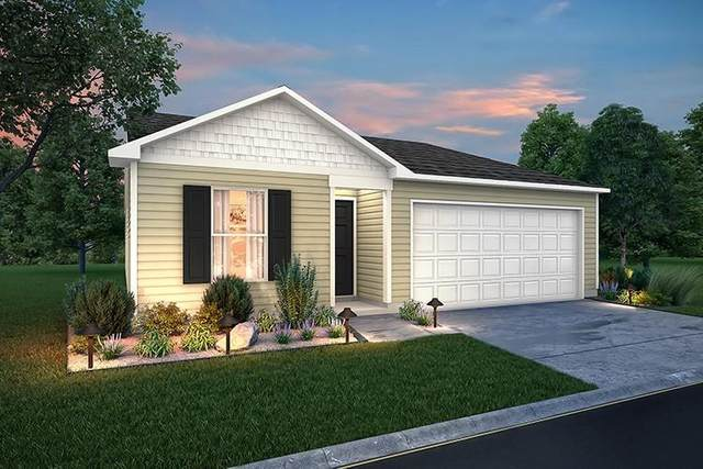 154 Golden Rod, Livingston, TX 77351 (MLS #75809106) :: Connect Realty