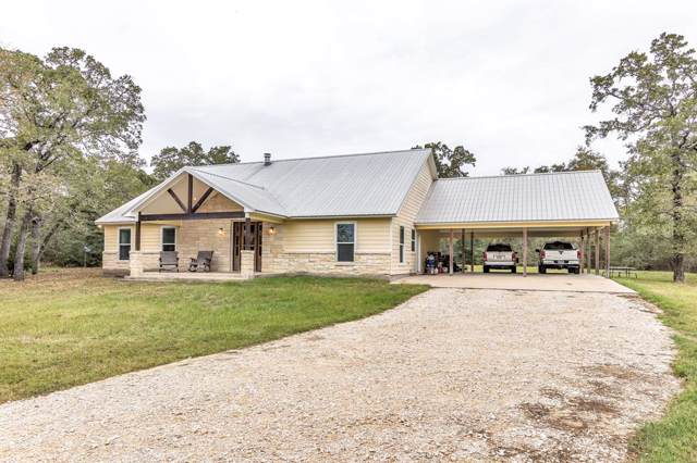 8952 Gibbons Creek Road, Anderson, TX 77830 (MLS #75812375) :: The SOLD by George Team