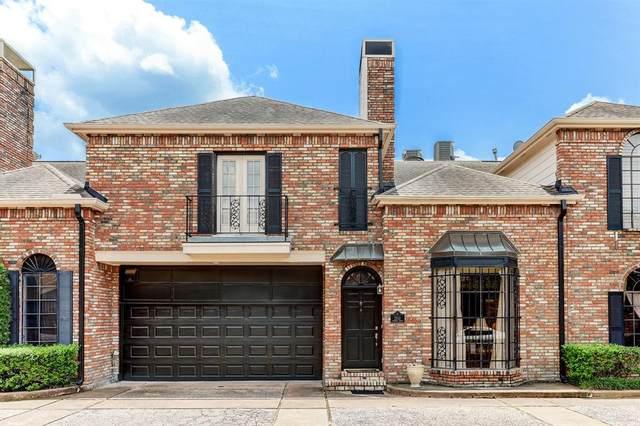 2513 Potomac Drive B, Houston, TX 77057 (MLS #75822589) :: Lerner Realty Solutions