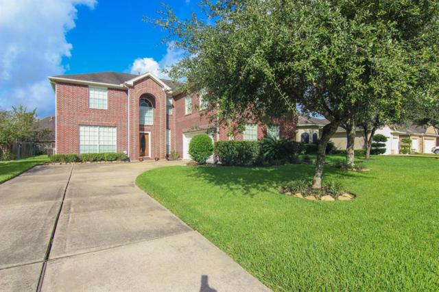 422 Sabal Palm Lane, Pearland, TX 77584 (MLS #75823057) :: The Bly Team