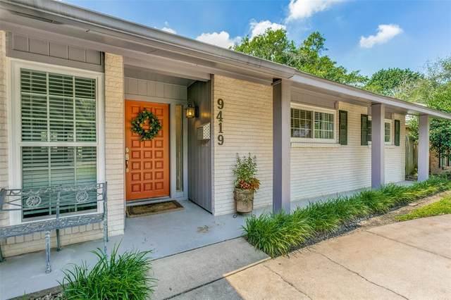 9419 Highmeadow Drive, Houston, TX 77063 (MLS #75823069) :: My BCS Home Real Estate Group