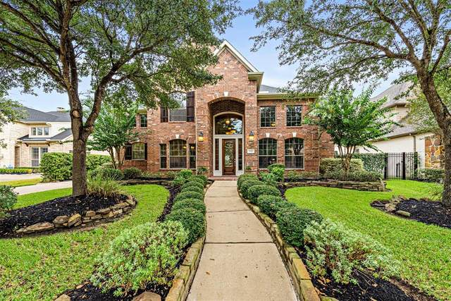 5911 Rose Bush Trail, Katy, TX 77494 (MLS #75828576) :: The SOLD by George Team
