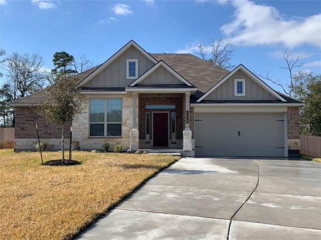 128 Red Deer Way, Huntsville, TX 77320 (MLS #75829900) :: Texas Home Shop Realty