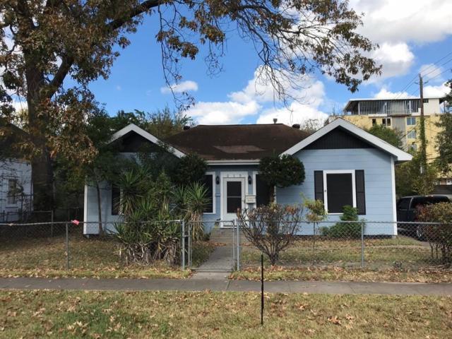 215 W 8th Street, Houston, TX 77007 (MLS #75832376) :: Giorgi Real Estate Group