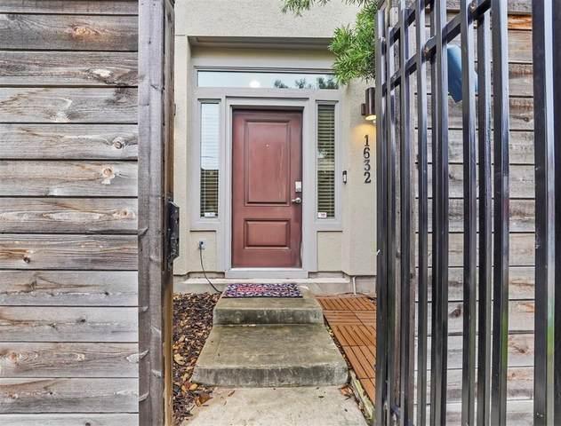 1632 Thompson Street, Houston, TX 77007 (MLS #75849542) :: NewHomePrograms.com LLC