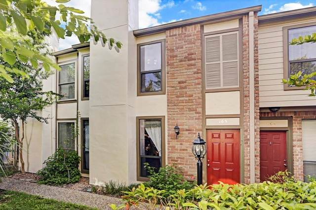 1201 Mcduffie Street #165, Houston, TX 77019 (MLS #75855428) :: Keller Williams Realty