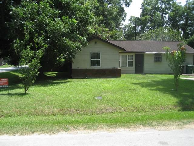 124 N Vandel, Houston, TX 77022 (MLS #75859106) :: The Sansone Group