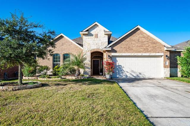 18115 Dorman Draw Lane, Houston, TX 77044 (MLS #75866353) :: My BCS Home Real Estate Group