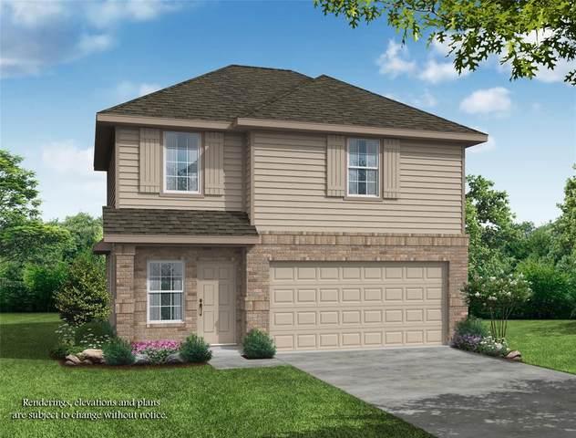 3464 Wooded Lane, Conroe, TX 77301 (MLS #75876608) :: The Parodi Team at Realty Associates