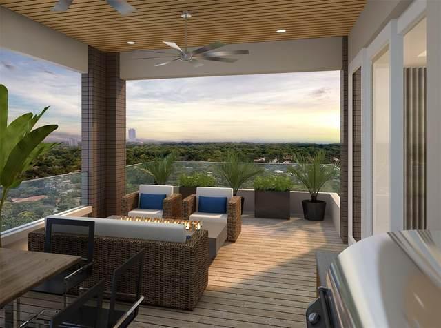 2240 Mimosa Drive 5E, Houston, TX 77019 (MLS #75880368) :: My BCS Home Real Estate Group