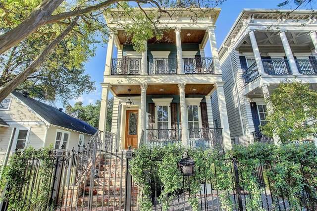 613 W 18th Street, Houston, TX 77008 (MLS #7589010) :: The Queen Team