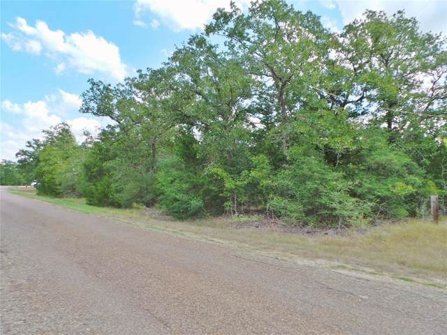 518 Wilderness Road, Somerville, TX 77879 (MLS #75895200) :: Texas Home Shop Realty