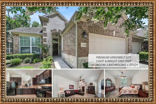 7214 S Boulder Cliff Lane, Humble, TX 77396 (MLS #75895991) :: The SOLD by George Team