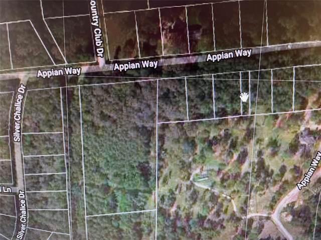 lot 3-4 Appian Way, Roman Forest, TX 77357 (MLS #75898837) :: Michele Harmon Team