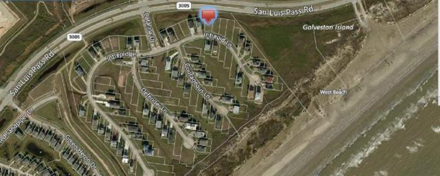 25114 Intrepid Lane, Galveston, TX 77554 (MLS #759065) :: The SOLD by George Team